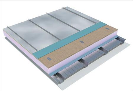 Metdeck Insulation